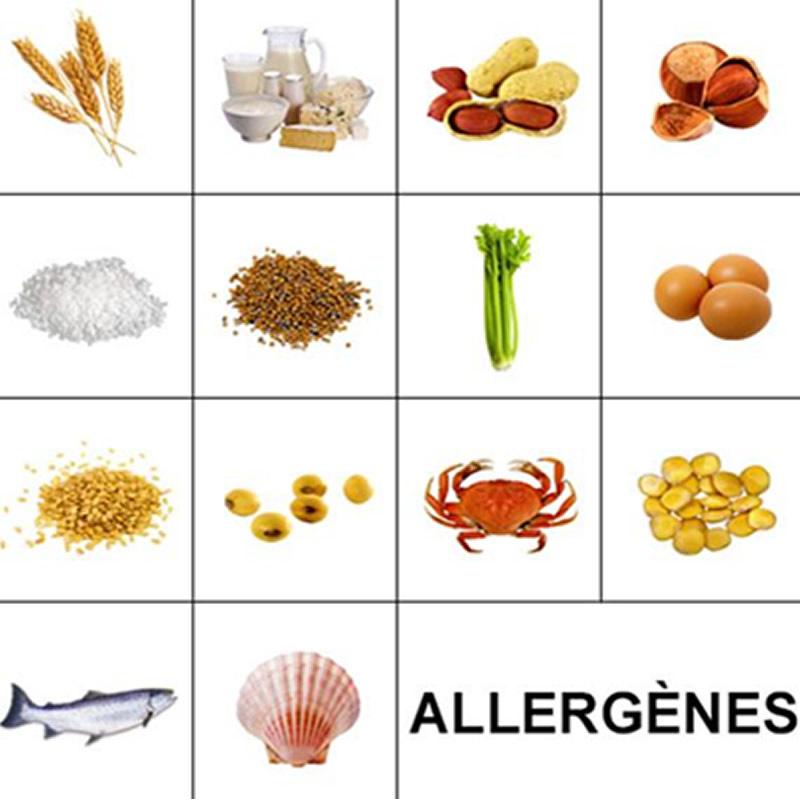 Réglementation allergène