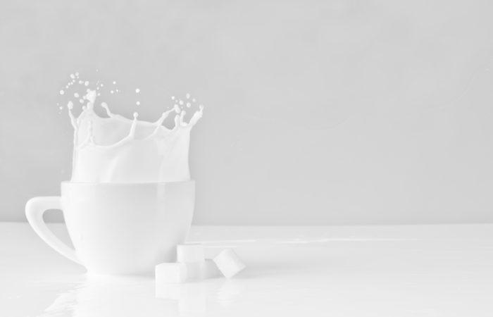 lait infantile contaminé