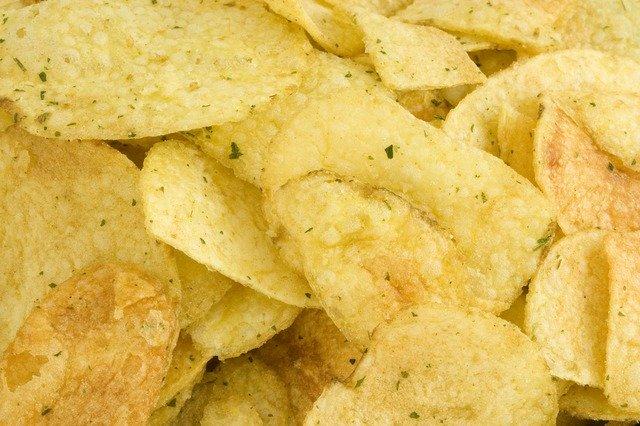 L'acrylamide peut être rencontré dans les chips