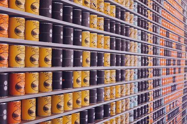 Boîtes de conserves devant indiquer l'origine des ingrédients primaires